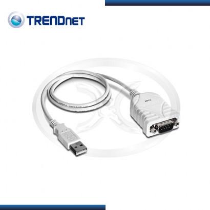 ADAPTADOR CABLE USB A SERIAL TRENDNET TU-S9