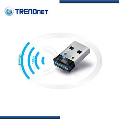 ADAPTADOR USB INALAMBRICO TRENDNET MICRO BLUETOOTH TBW-106UB 100MTS