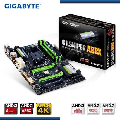 PLACA GIGABYTE G1.SNIPER A88X V/S/R FM2+