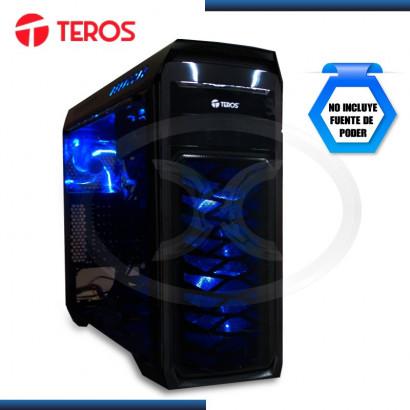 CASE TEROS GAMER SWARTHY BLACK USB 3.0 SIN FUENTE (PN:TE-SWARTHY)