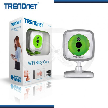CAMARA BABY TRENDNET TV-IP743SIC / WIFI