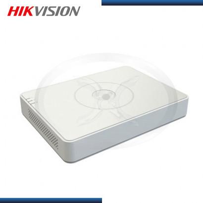 GRABADOR IP  NVR HIKVISION  8 PUERTOS POE MINI (PN:DS7108I-SN/P )