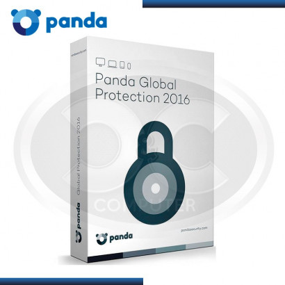 PANDA GLOBAL PROTECTION 2016 3PC