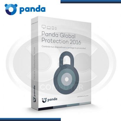 PANDA GLOBAL PROTECTION 2016 5PC