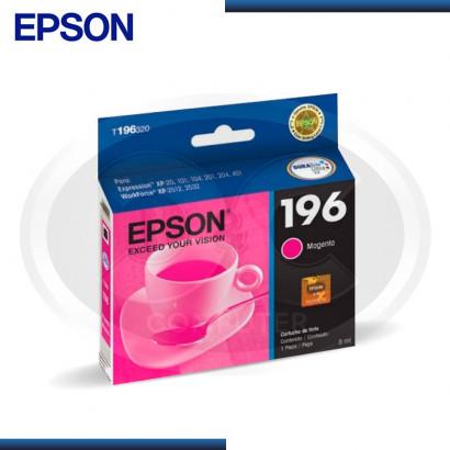 TINTA EPSON 196 (T196320) MAGNETA