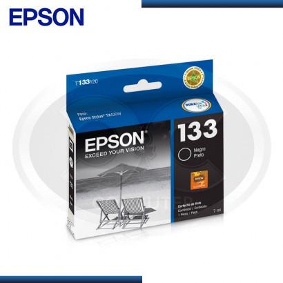 TINTA EPSON STYLUS 133  BLACK  / T133120