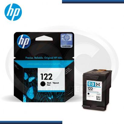 TINTA HP Nª 122 (CH561HL) NEGRA / 120 PAG