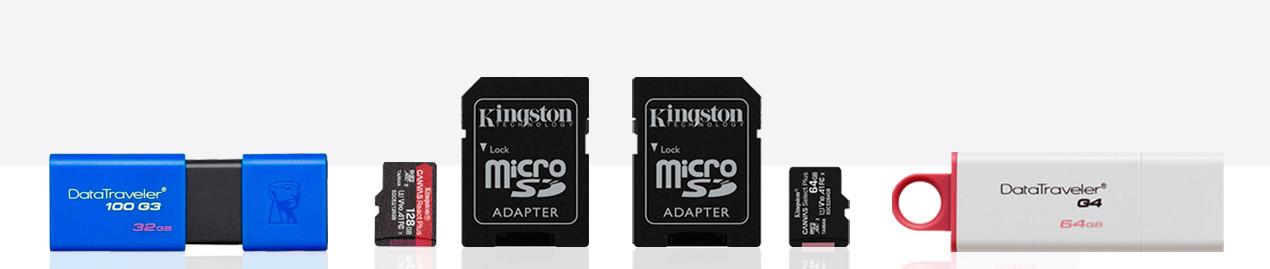 Memoria USB - micro SD