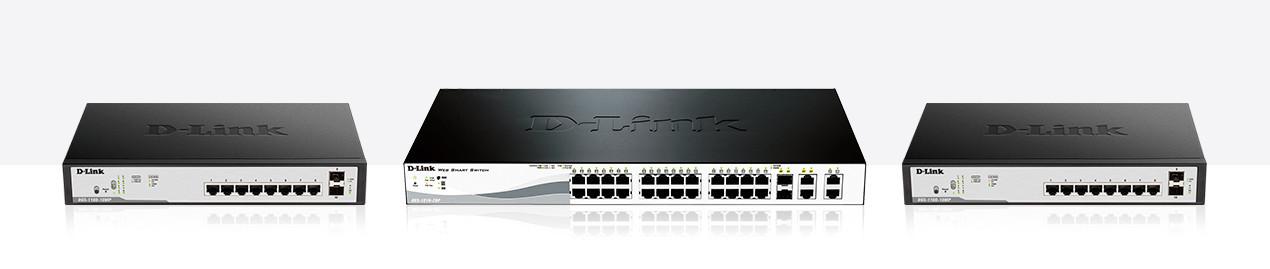 Switch Gigabit 1000MBPs