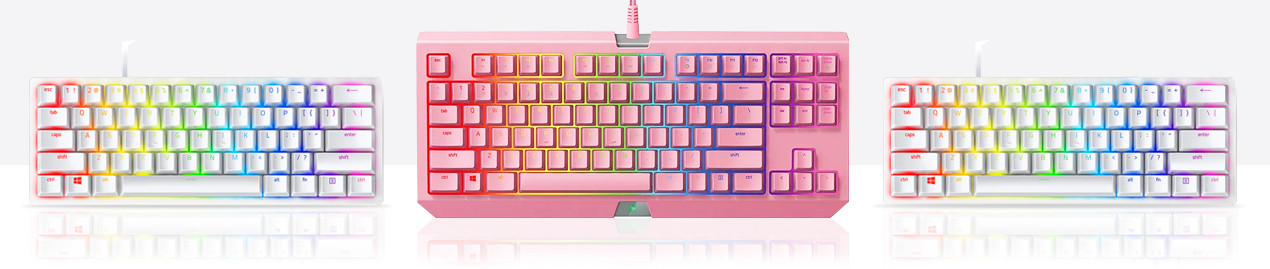 Teclados & Kits P/ Gamers