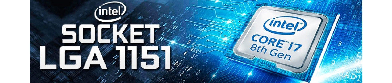 CPU Socket LGA 1151 8va Generacion.