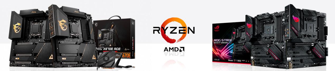 MOTHERBOARD GAMING AMD RYZEN