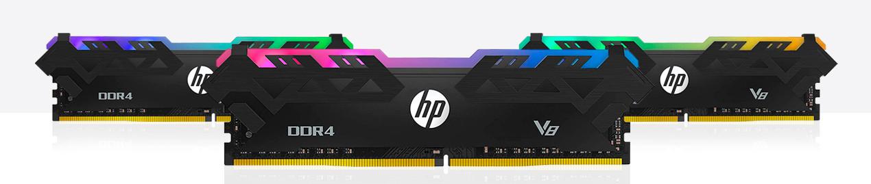 Memorias DDR4 RGB - PC