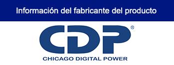 CDP UPS R-SMART 2010i 2000VA/1200W (PN:R-SMART2010I)