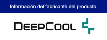 DEEPCOOL ARGB BASE PARA GPU EN VERTICAL BLACK (PN:DP-GH01-ARGB)