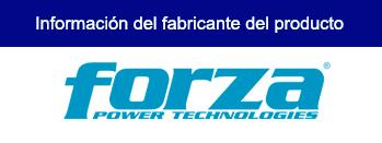 ESTABILIZADOR FORZA FVR-3002 4TOMAS 3000VA (PN:FVR-3002)