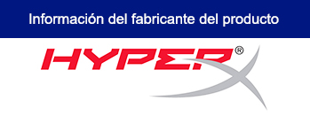 MEMORIA HYPER X FURY BLACK DDR4 8GB 2666MHZ