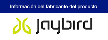 AUDIFONOS JAYBIRD TARAH WATERPROOF BLUETOOTH CON MICROFONO BLACK (PN:985-000808)