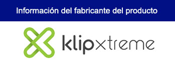"ECRAN KLIP XTREME KPS-113 PANTALLA 92"" CON TRIPODE BLANCO"