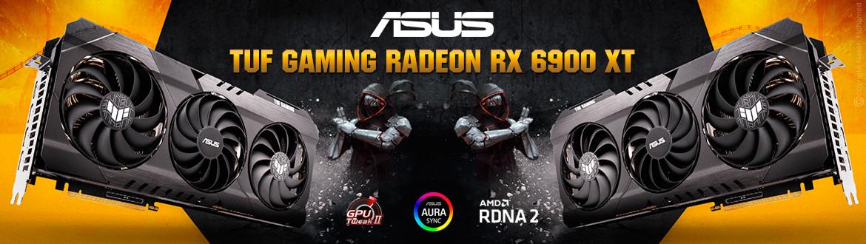 ASUS RADEON TUF RX 6900 XT