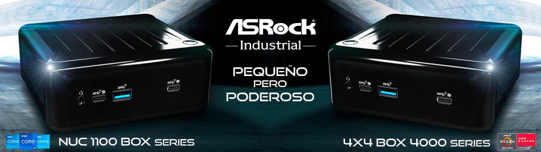 MINI PC ASROCK INTEL / AMD
