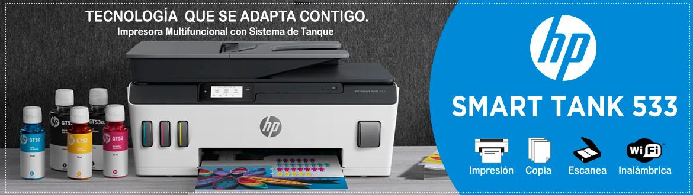 HP SMART TANK 533